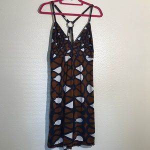 Trina Turk slip dress size 12